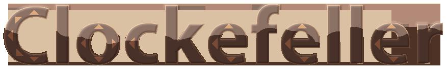 Clockefeller Logo